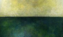 abstrait de verts